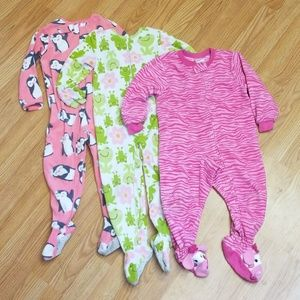 Pajama Set of 3